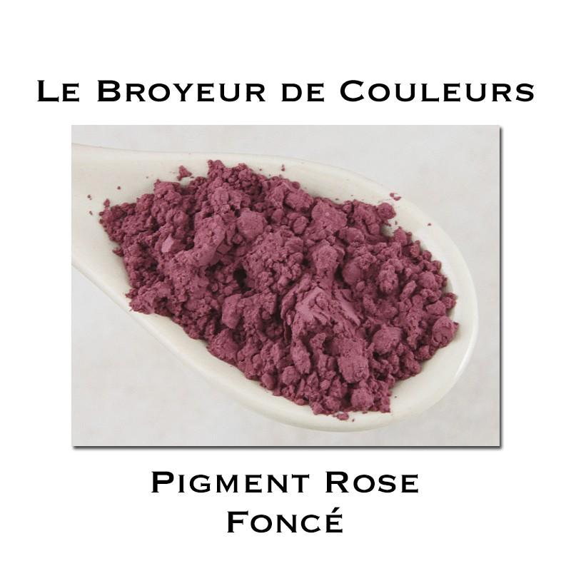 Pigment Rose Foncé