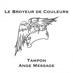 Tampon Ange Message GM