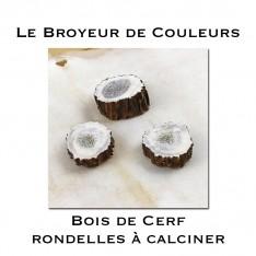 Bois de Cerf Brut - Rondelles