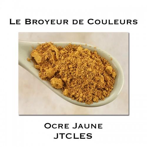 Pigment Ocre Jaune JTCLES
