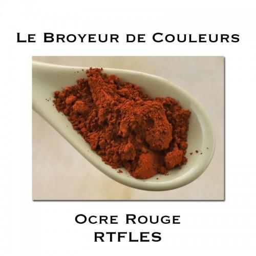 Pigment Ocre Rouge RTFLES