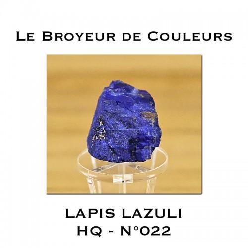 Minéral Lapis-Lazuli HQ