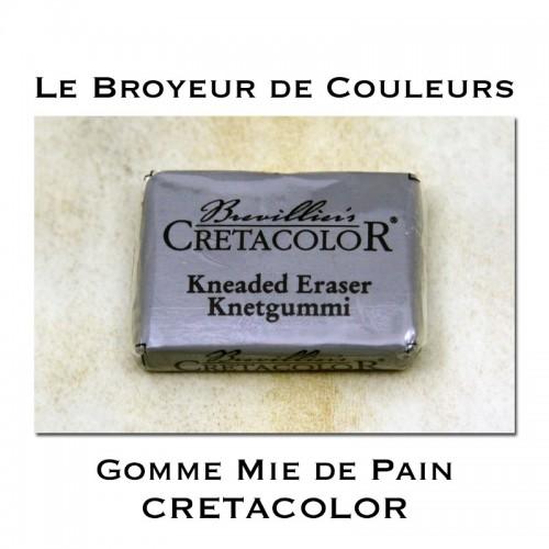 Gomme Mie de Pain Cretacolor