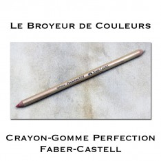 Crayon Gomme Faber-Castell Perfection