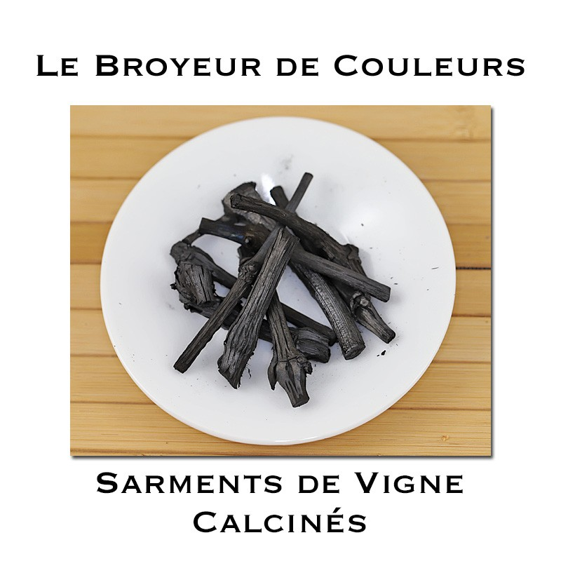 Sarments de Vigne Calcinés - LBDC