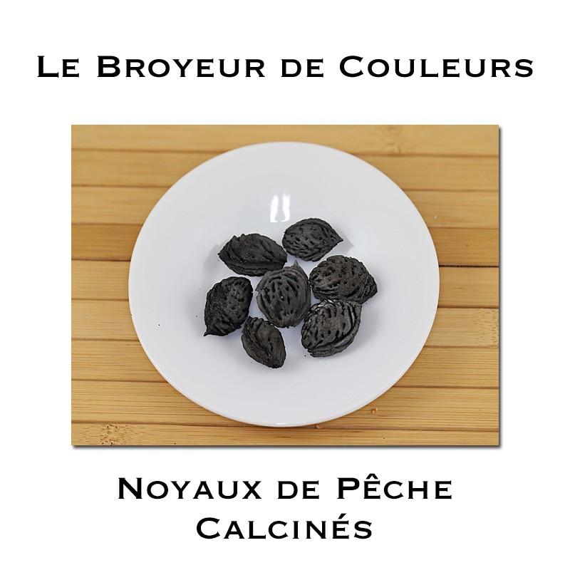 Noyaux de Pêche Calcinés - LBDC