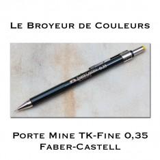 Porte Mine Faber-Castell TK-Fine 0,35