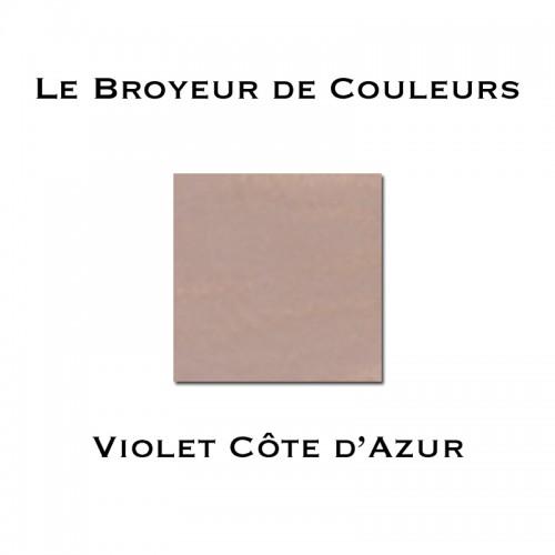 Ocre Violet Côte d'Azur