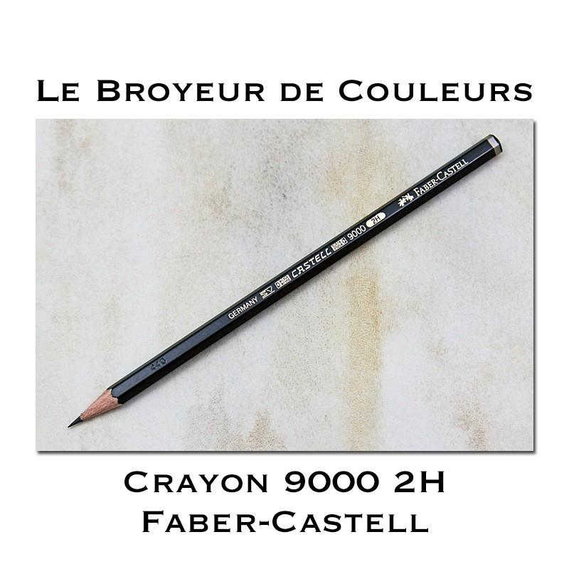 Crayon Faber-Castell 9000 2H