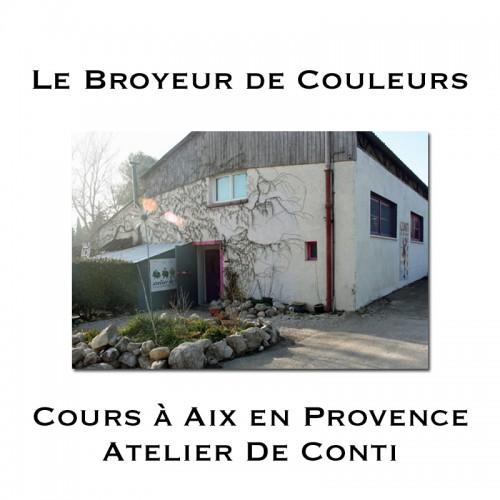 Cours d'Enluminure et Illustration - Aix-en-Provence (13)