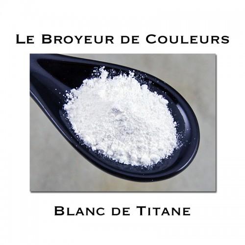 Pigment Blanc de Titane