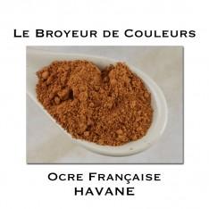 Pigment Ocre Française HAVANE