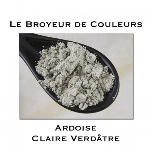 Pigment Ardoise Claire Verdâtre