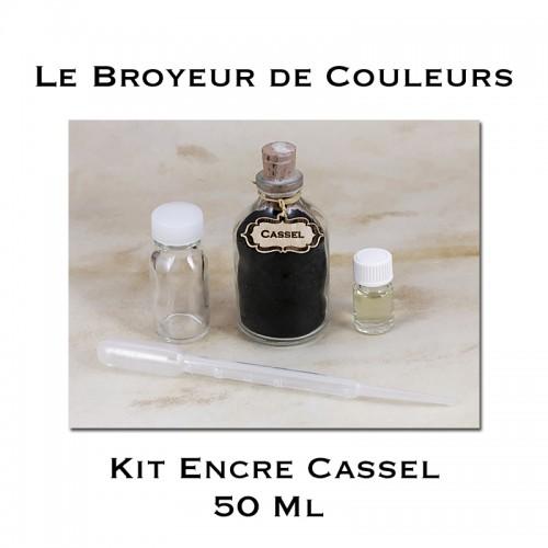 Kit Encre Calligraphie au Cassel 50 ml