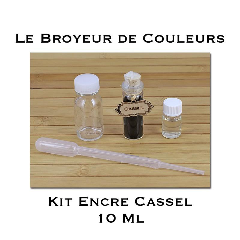 Kit Encre Calligraphie au Cassel 10 ml