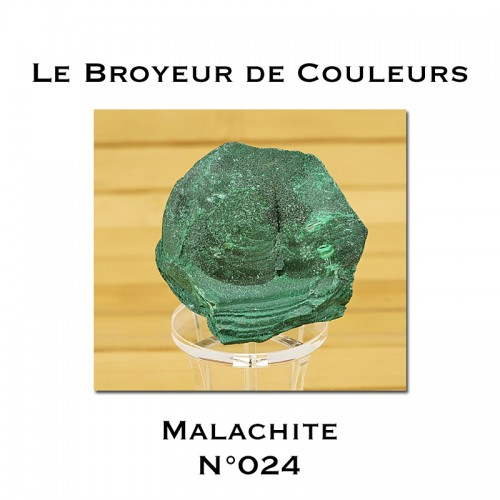 Minéral Malachite