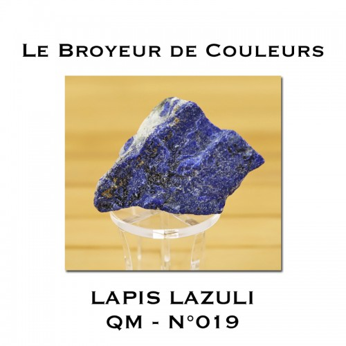 Minéral Lapis-Lazuli QM