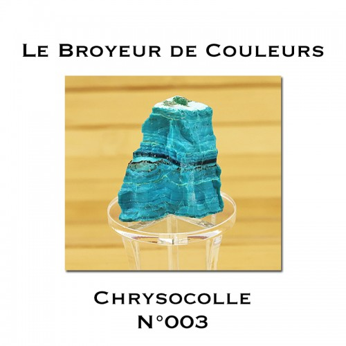 Minéral Chysocolle