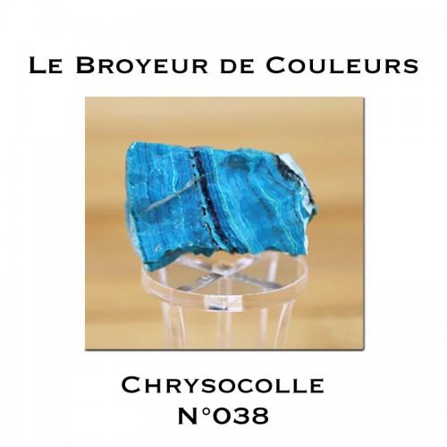 Minéral Chrysocolle