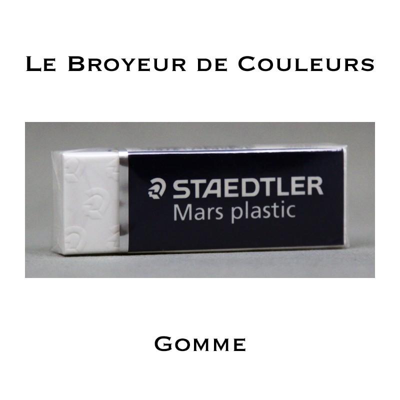 Gomme Blanche - Staedtler Mars Plastic