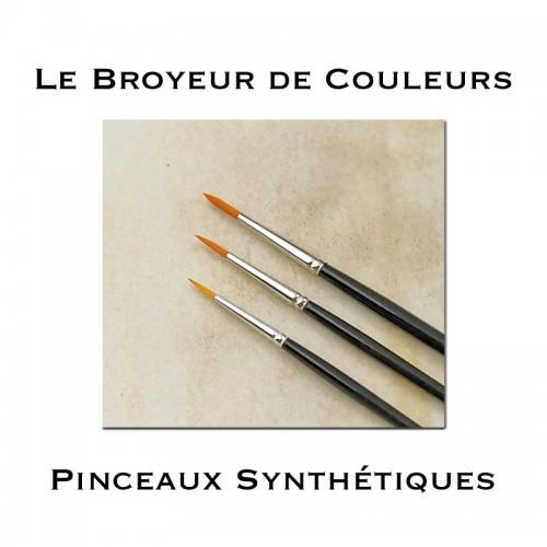 Pinceaux Synthétiques